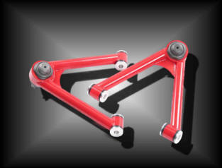 Mopar B And E Body Bushed Tubular Upper Control Arms