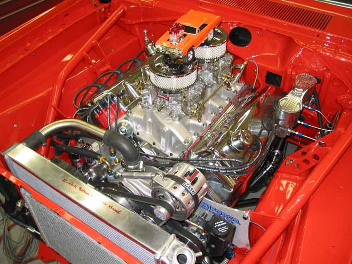 Mopar Transformer K-member Conversion A-Body