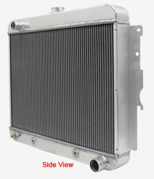 Mopar Dodge Plymouth radiator replacement